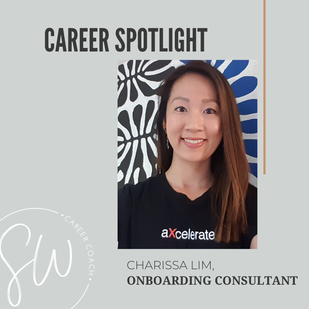 Onboarding Consultant Charissa Lim